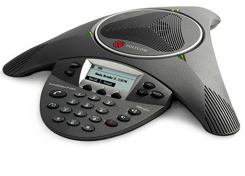 pieuvre conference polycom soundstation ip 6000