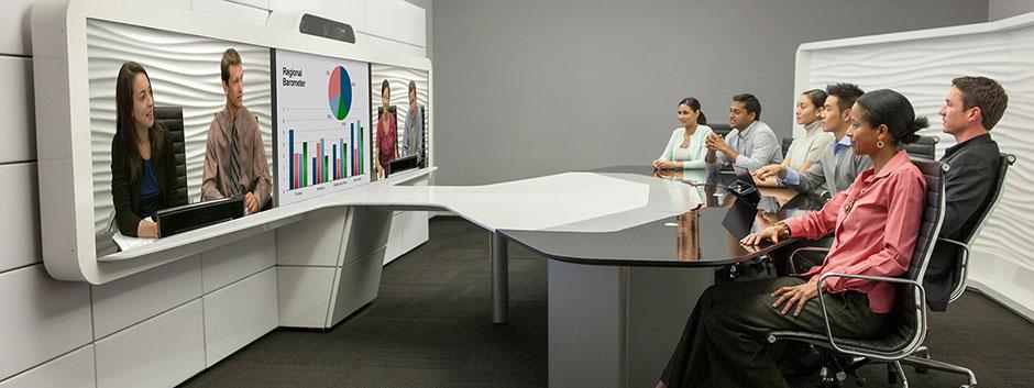 telepresence immersive polycom-realpresence-otx-studio