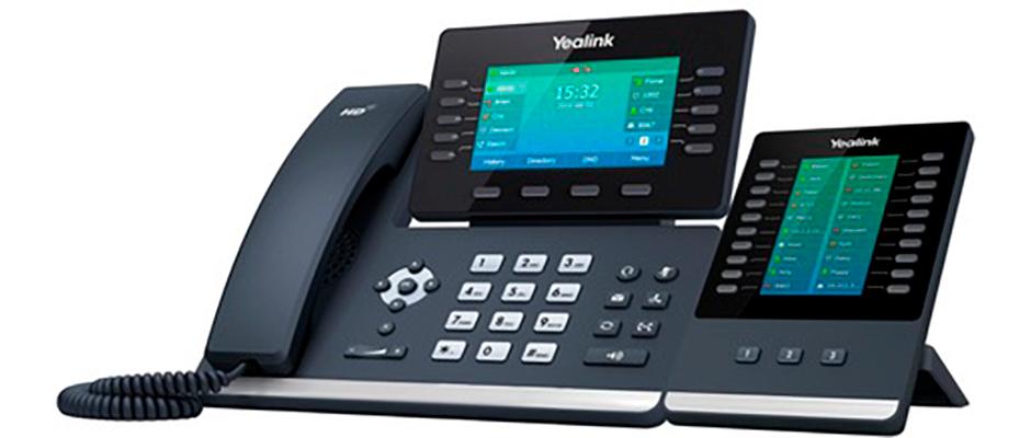 yealink-avec-module-extension-exp50